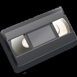 Cassette digitizing[S-VHS]