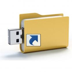 Копирование файлов на USB