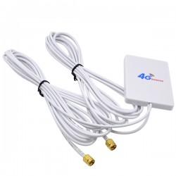 Antenna 007 LTE 4G 7dBi 2xSMA 3m