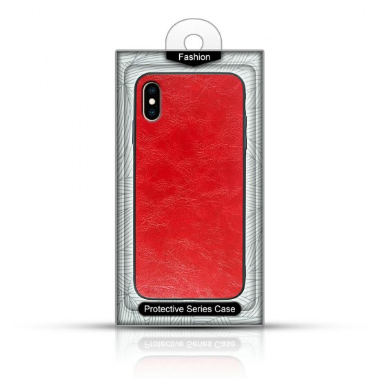 Case BUSINESS CASE HUAWEI P30  red